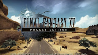 Final Fantasy XV Pocket Edition Apk + Data Obb