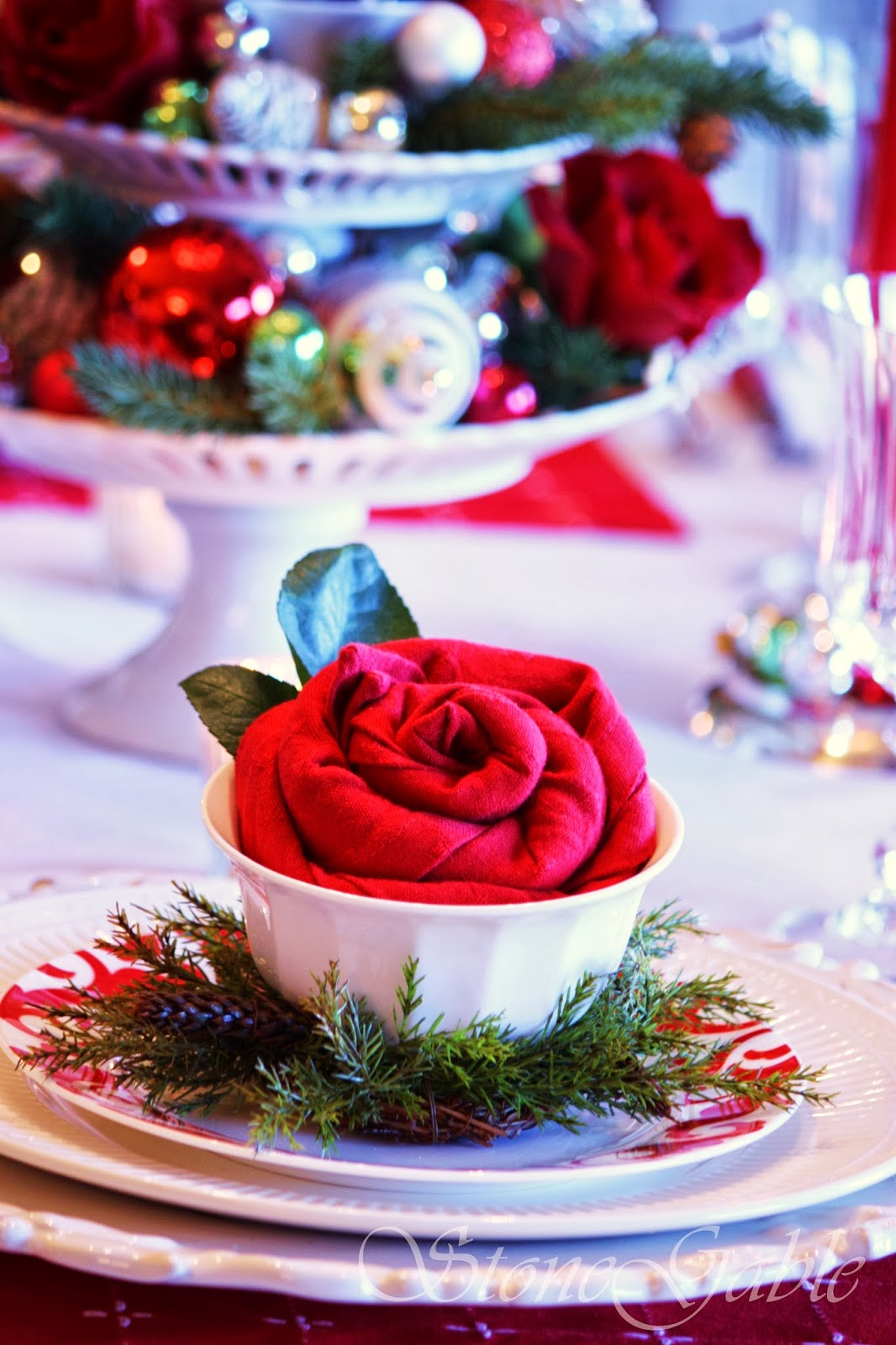 Christmas Dinner Party Ideas.The Great Christmas Dinner Party Stonegable