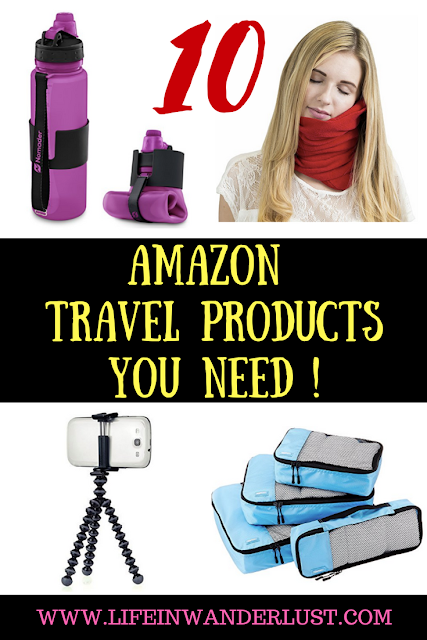 10 Best Amazon Travel Products