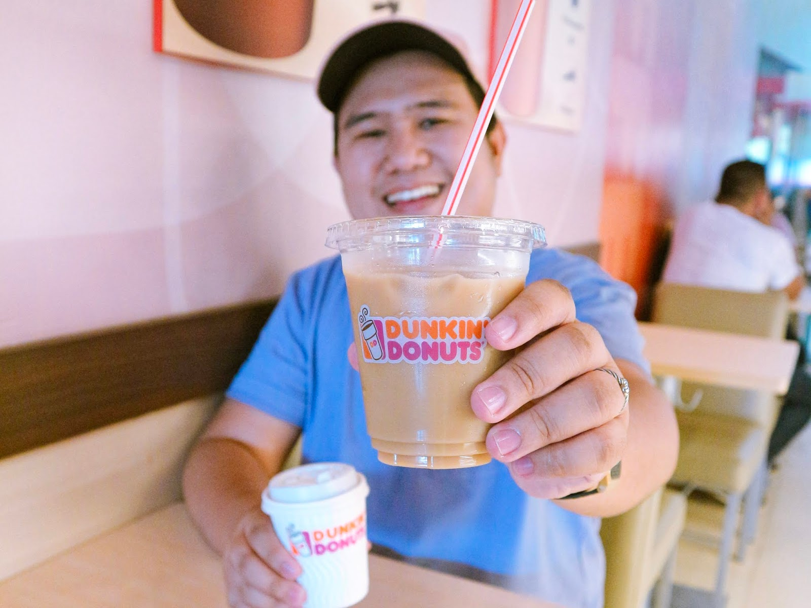 Half Half Hooray! Dunkin Coffee Day Fills Filipinos with Good Vibes
