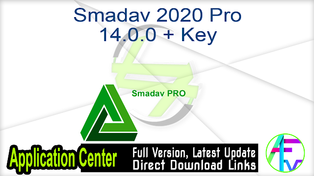 Smadav 2020 Pro 14.0.0 + Key