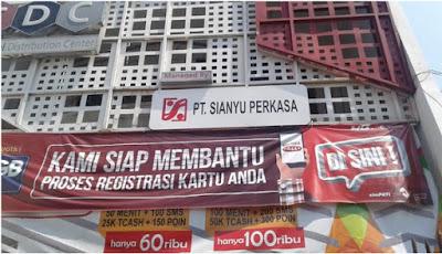 Lowongan Kerja Banda Aceh PT Sianyu Perkasa Telkomsel