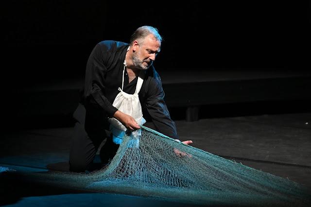 Errollyn Wallen, Henry Purcell: Dido's Ghost - Matthew Brook - Barbican Hall 2021 (Photo Mark Allan / Barbican)