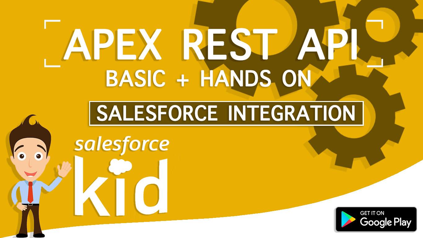 Salesforce Apex REST API | Basic + Hands On
