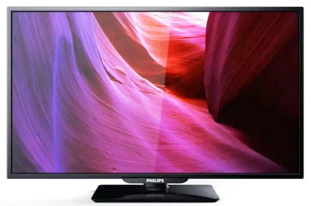 Spesifikasi dan Harga TV LED Philips 24PHA4100 24 Inch