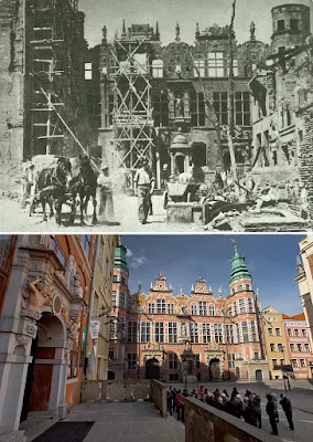 Melihat Gdask, Kota Tua yang Nyaris Hancur Saat Perang Dunia