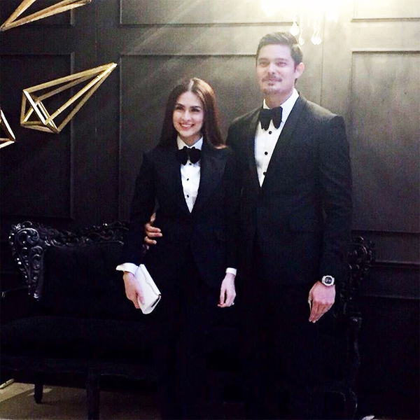 Look: Marian Rivera and Dingdong Dantes at Gabbi Garcia's 18th birthday