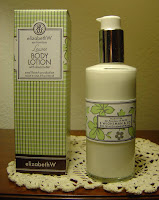 elizabeth W Review: Leaves-body-lotion