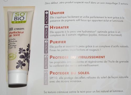 beauty, blog beauté, blemish , BB Cream bio