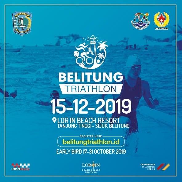 Belitung Triathlon • 2019