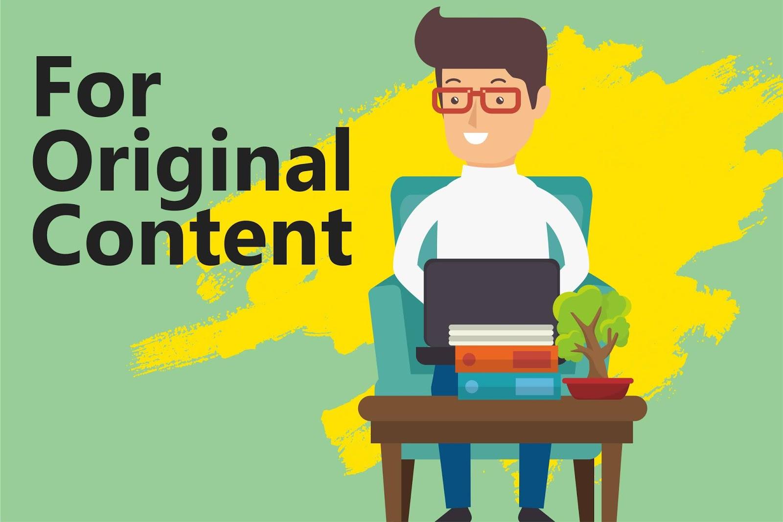 Bisnis Online Menjual Jasa Menulis Artikel/ Menciptakan ...