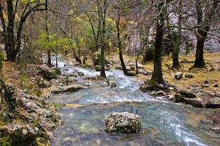 Nacimiento Río Guadalquivir, Parque Nacional Sierra de Cazorla, Segura y Las Villas
