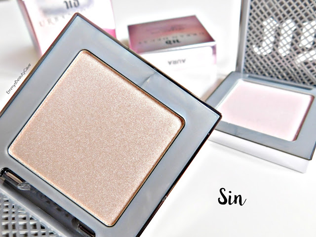 Urban Decay Afterglow 8-Hour Powder Highlight Sin