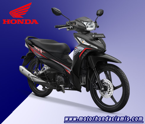 Brosur Kredit Motor Honda Revo Ciamis