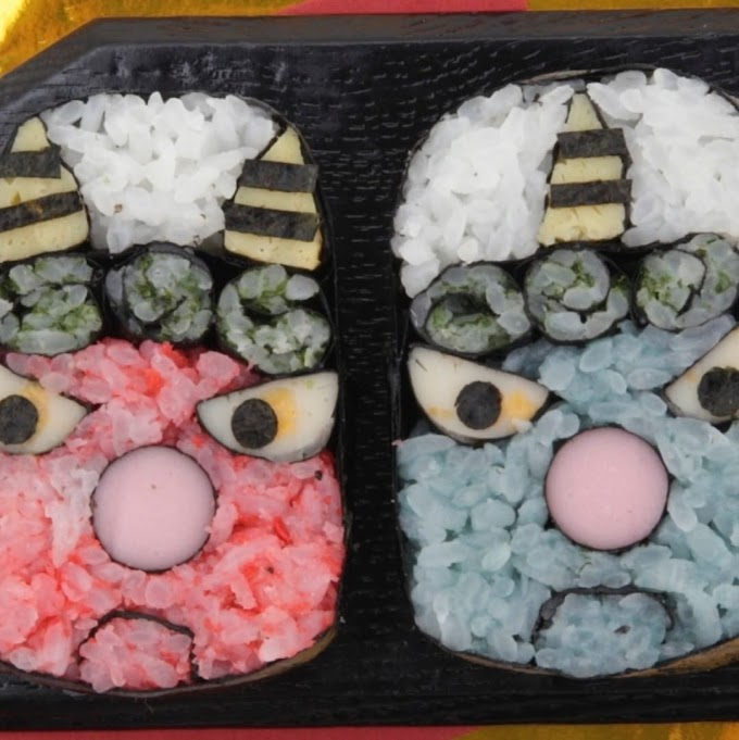 Amazing Food Art From Japanese Kitchen part 02