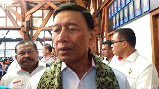 Wiranto: Banyak yang Nggak Tahu, Pak SBY dulu Anak Buah Saya