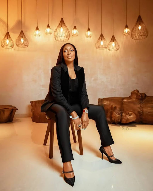 She is damn beautiful! Media Mogul, Mo Abudu shares lovely photos as she turns 57 years old today