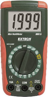 Jual Extech Multimeter Mn15a Harga Murah