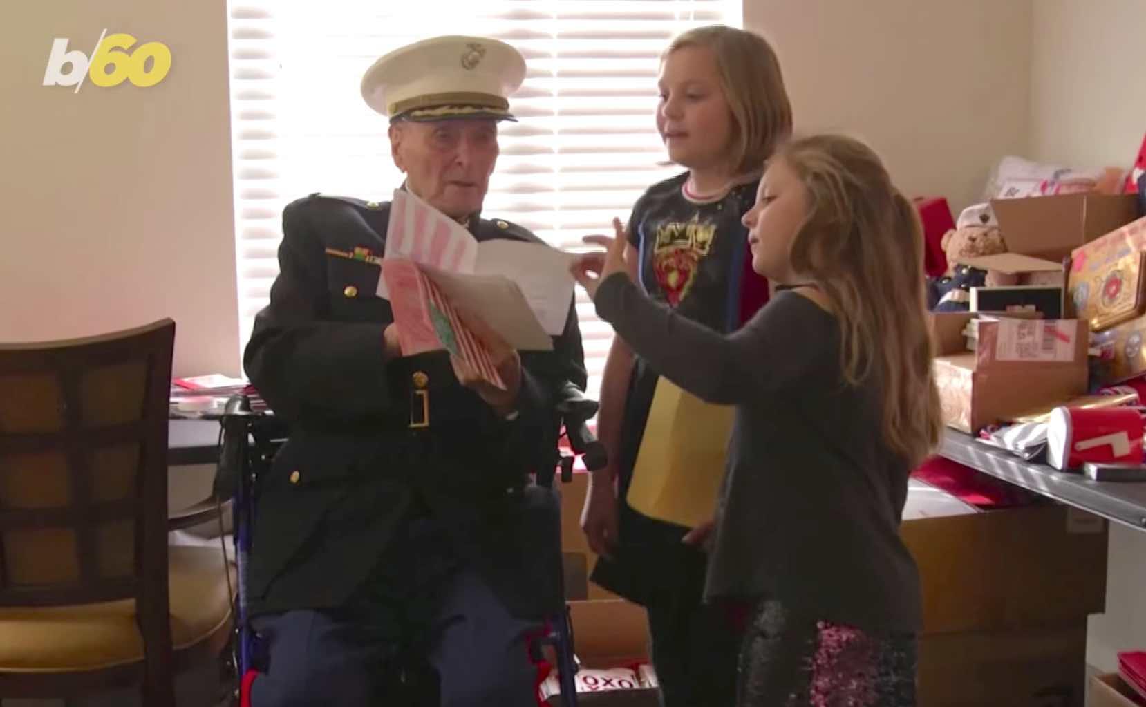 old war veteran
