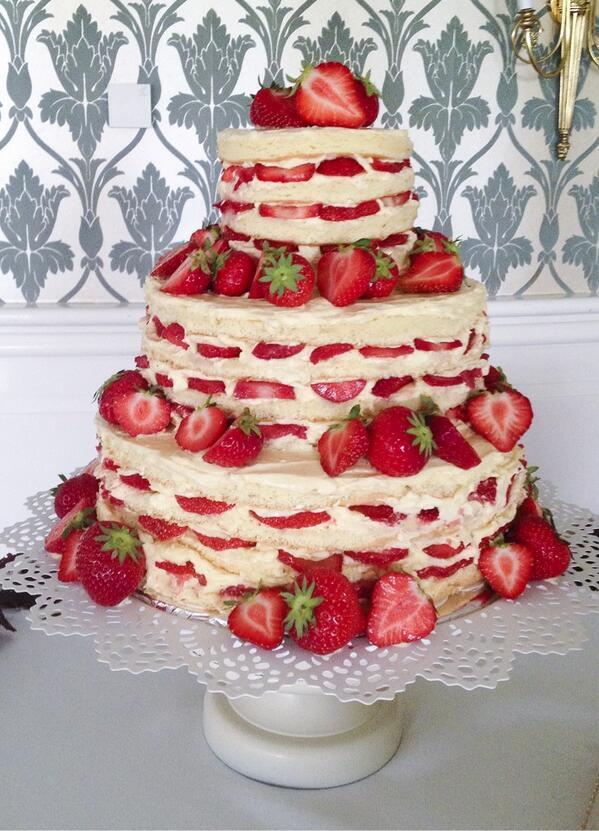 Homemade Wedding Favours