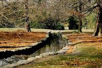 Parco Faenza corso d'acqua