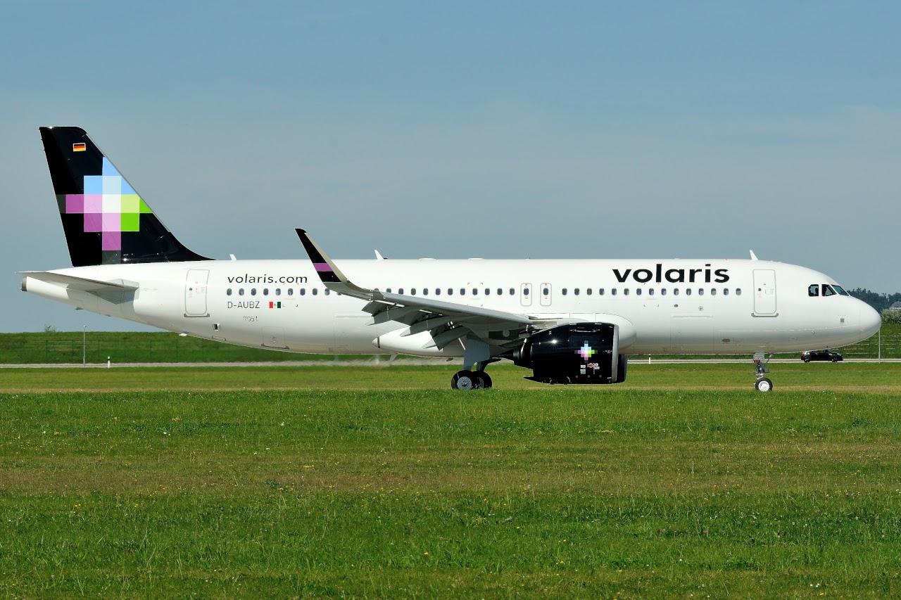 Airbus Hamburg Finkenwerder News: A320-271N, Volaris ...