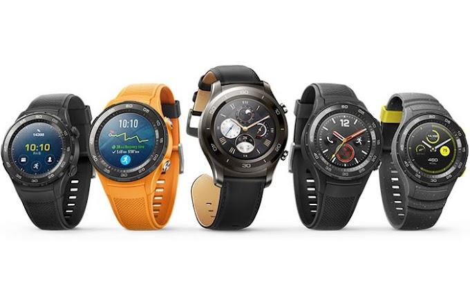 HUAWEI Launch Smart Watch & Smart Watch 2