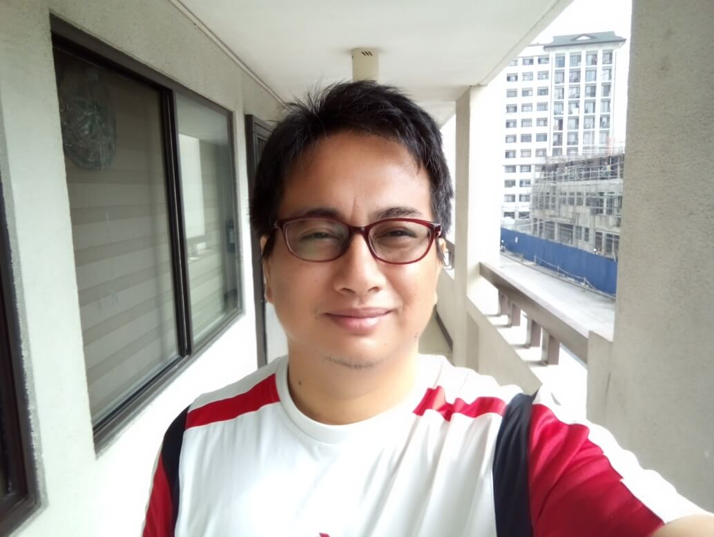 Leagoo S9 Front Camera Samples - Selfie with Beautification