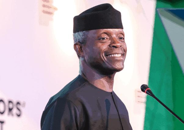 Social Media Won't Transform Lives, Join Politics – Osinbajo