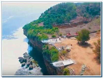 Pantai Gesing Yogyakarta