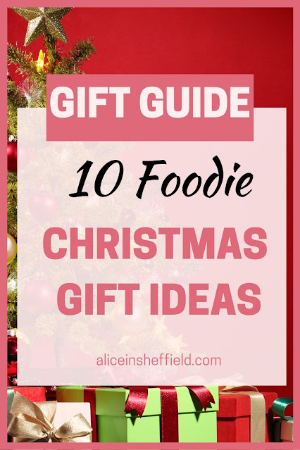 Foodie Christmas Gifts