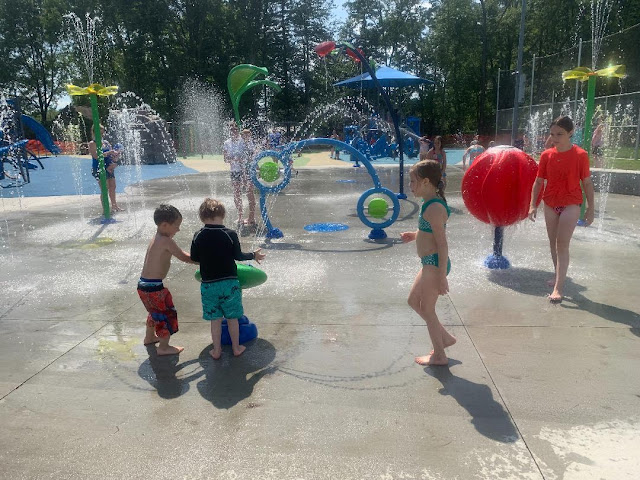 Richland Spray Park