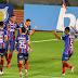 Bahia faz três no 1º tempo, vence o Vasco e respira no Brasileiro