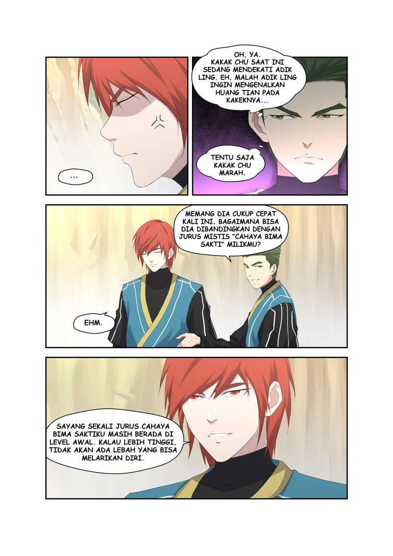 Heaven Defying Sword Bahasa Indonesia Chapter 32