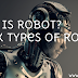 What is Robot & Six Types of Robots - Tech Uzair