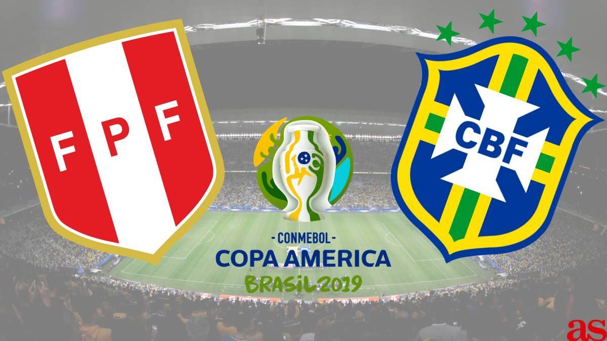 مشاهدة مباراة البيرو و البرازيل 22-06-2019 كوبا أمريكا