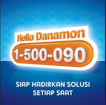 call center bank DANAMON