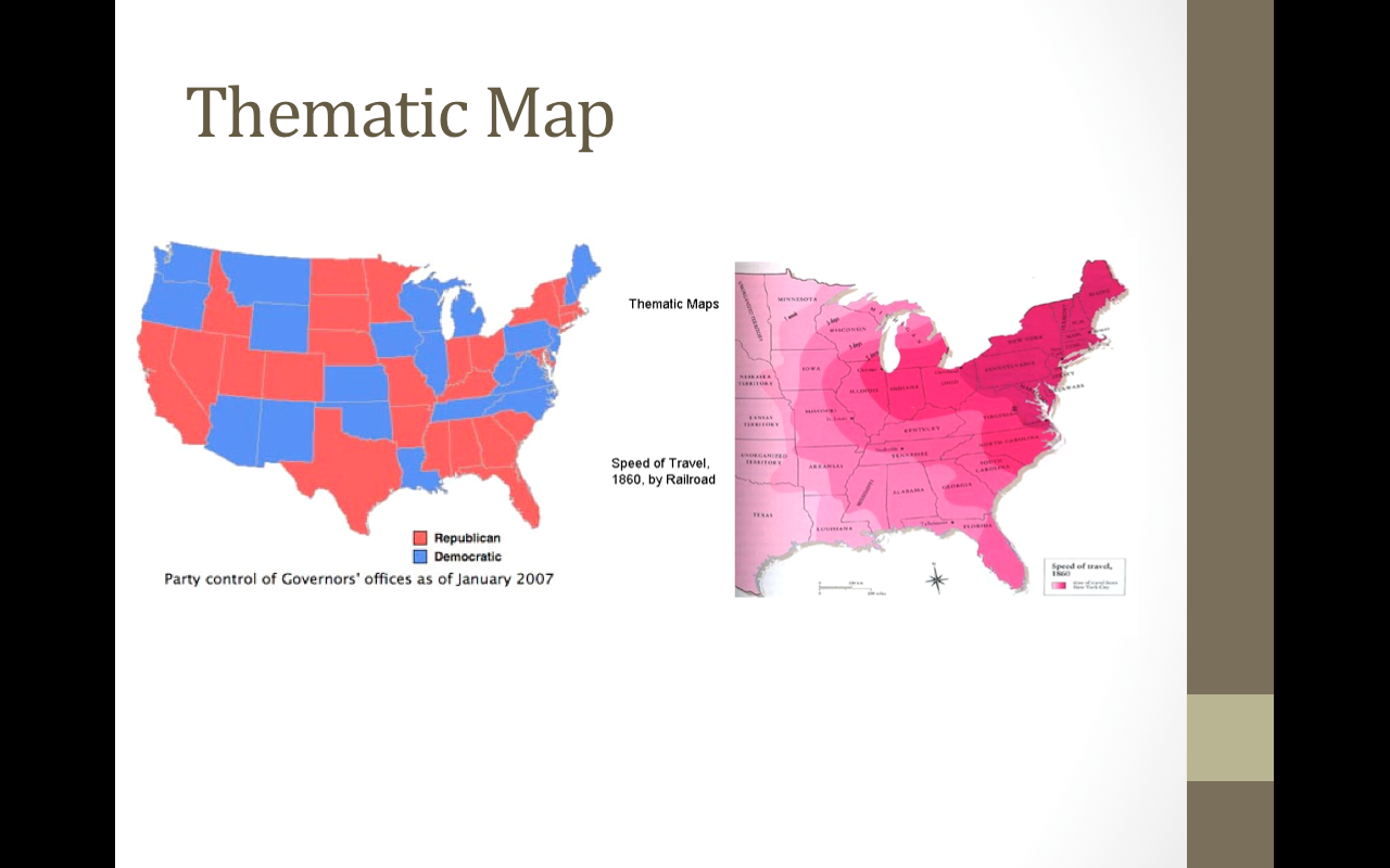 Ap Human Geography Types Of Maps