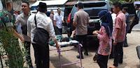 Wiranto ditusuk orang tidak dikenal dibagian perut, Pelaku Sudah Ditangkap