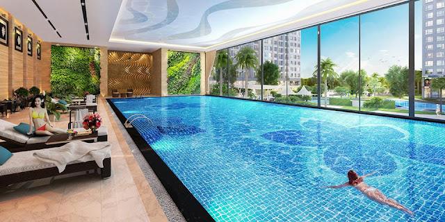 Bể bơi Eco green city