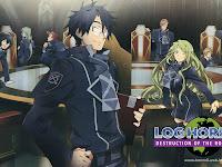 Log Horizon Season 3 Episode 01 - 07