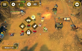 Tower Defense Generals TD (Unreleased) Mod Apk Terbaru