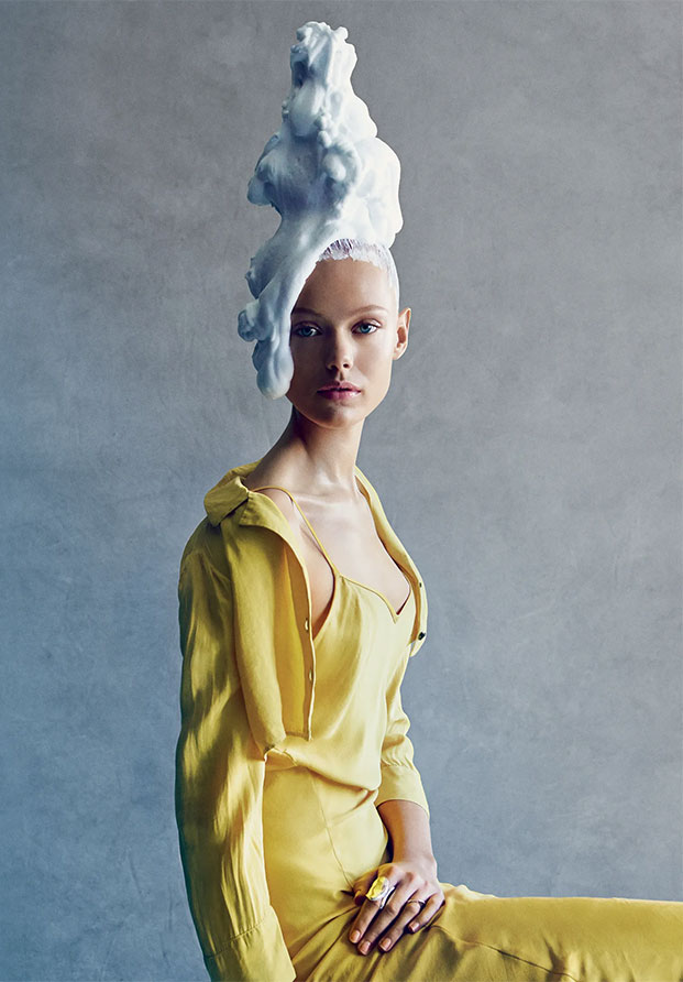 Patrick Demarchelier para Vogue