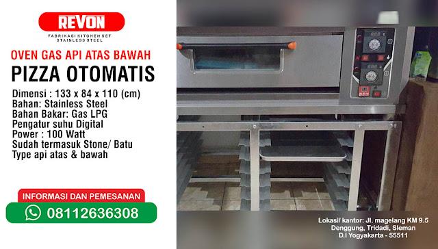Jual Oven Gas Stainless Steel di Bekasi Bekasi