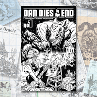 2020.08.12 Dan Dies in the End #1 is Available for 50¢