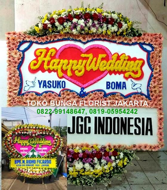 Jaringan Toko Bunga Papan di Jakarta Untuk Ucapan Selamat dan Duka Cita