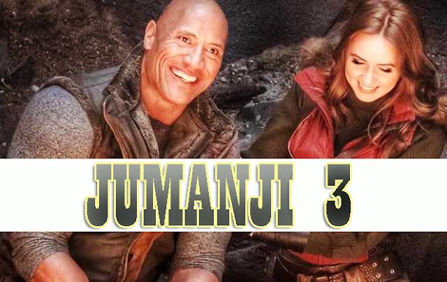 news hungama jumanji 3 rock movie
