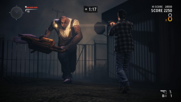 Alan Wakes American Nightmare PC Full Version Screenshot 2