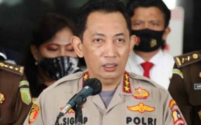 Ketum PERISAI: Calon Tunggal Kapolri Komjen Pol Listyo Hak Prerogatif Presiden Jokowi