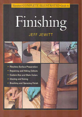 Complete Illustrated Guide to Finishing by Jeff Jewwit - Free PDF